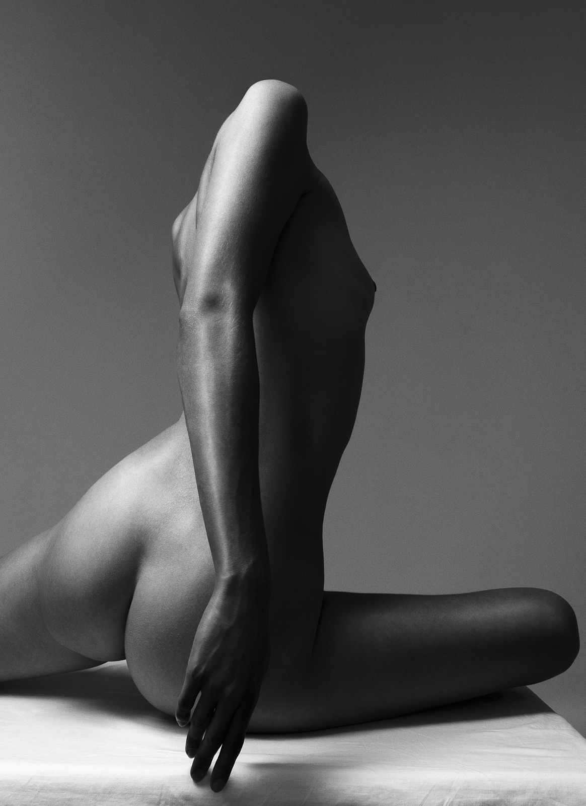 Nude Photography, The Art And The Craft, By Pascal Baetens